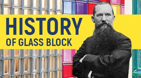 History of Glass Block