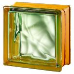 MyMiniGlass™ Vegan Green Glass Block