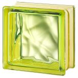 MyMiniGlass™ Very Natural Green Glass Block