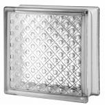 "3"" Thinline® Series clear DM glass blocks (8""x8""x3"""