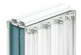 Doric Spacer system by Seves Glass Block