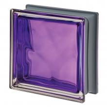 Indaco Glass Blocks Purple